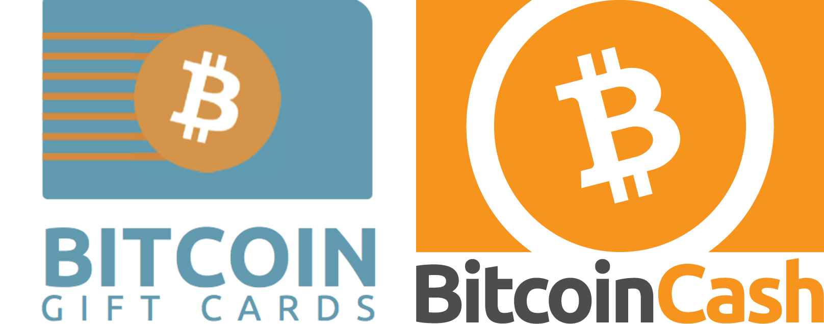 Bitcoin (Cash) Gift Cards
